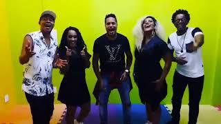 Rosiane Pinheiro esta de volta a Gang Do Samba