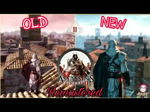 Install    Assassin's Creed 2    New Remastered 2018 - High Graphics MOD