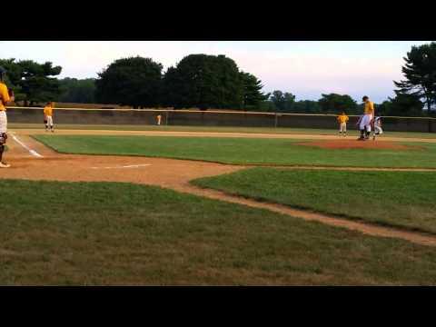 9/9/2015 Pitching vs Chesapeake College (5th Inning)