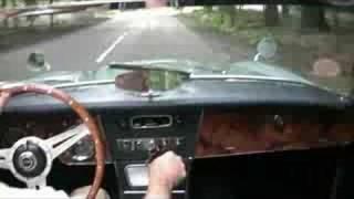 Trip in a 1967 Austin Healey 3000 MKIII