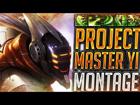 Project Master Yi Montage - Best Master Yi Plays (2018) - League of Legends [YGR]