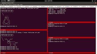 25 Screen Commands For Developers Linux Terminal Ubuntu Fedora