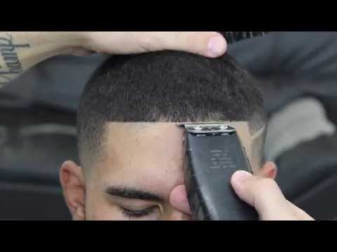 EDGE UP | FRONT LINE UP | HAIRCUT | BY WILL PEREZ