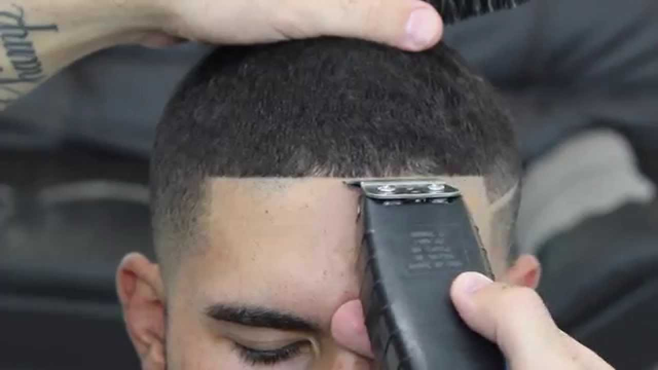 Edge Up Front Line Up Haircut By Will Perez Youtube
