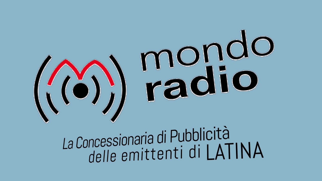 MONDO RADIO Latina - YouTube