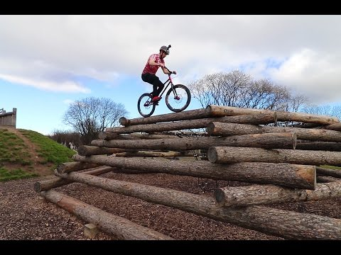 Vlog 45 - Log Challenges With Danny