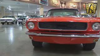 1966 Ford Mustang Stock #7726 Gateway Classic Cars St. Louis Showroom