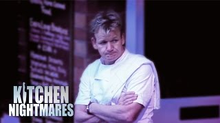 Young Chef rushed to Hospital - Ramsay