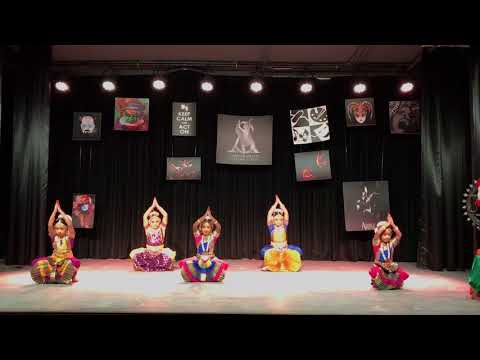 Thari Thajam Dance performance
