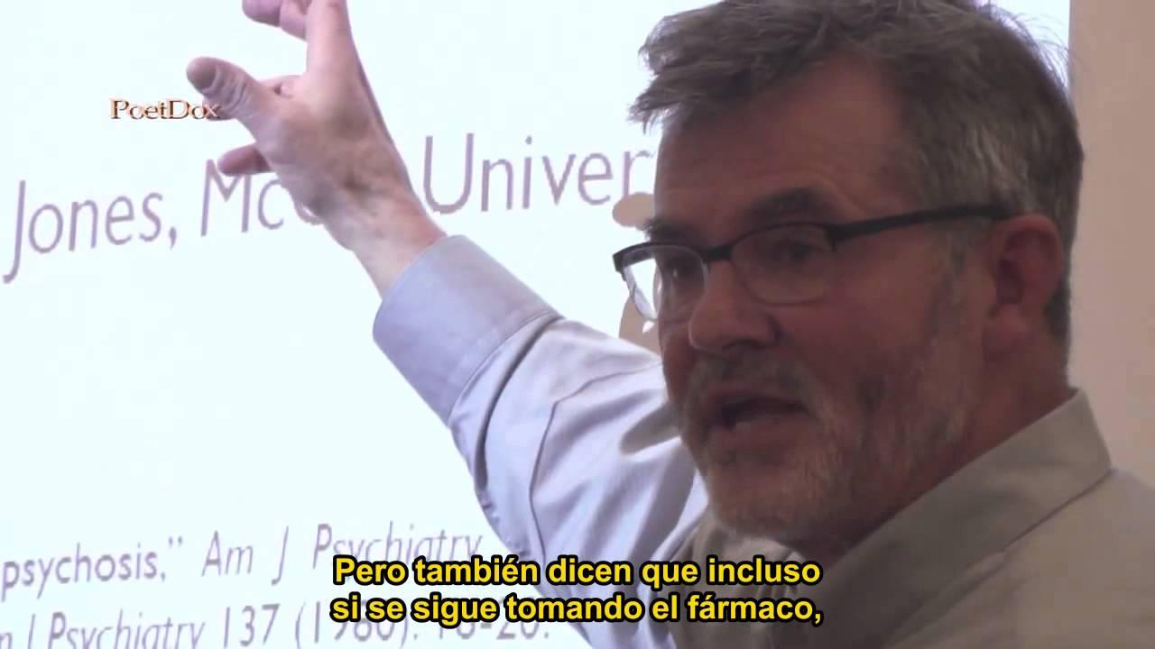 Robert Whitaker - Epidemia psiquiátrica global - YouTube