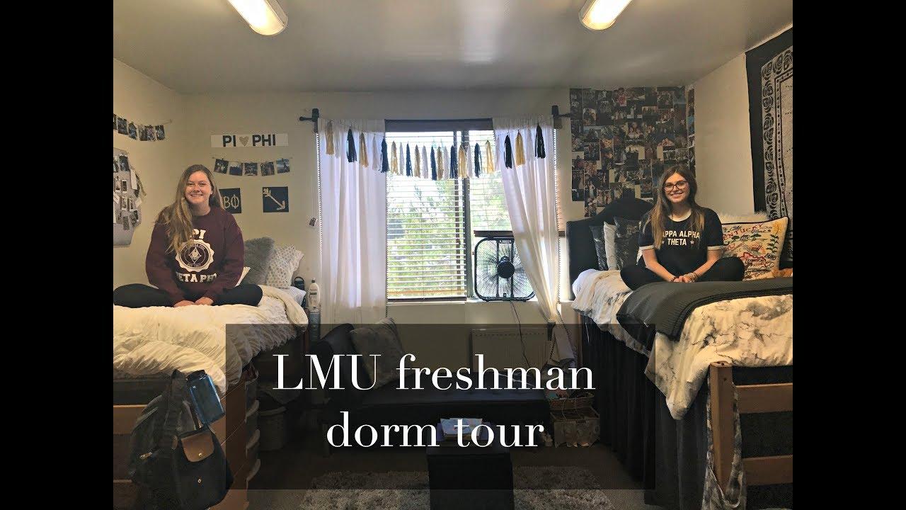 Lmu Freshman Dorm Room Tour Youtube