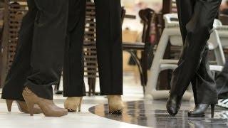 Uf Chou Laziz - Men in Heels