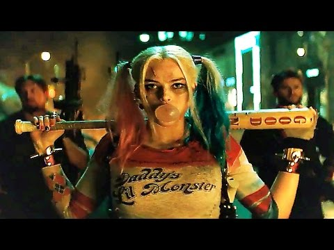 Suicide Squad [Harley Quinn] TRAP Remix