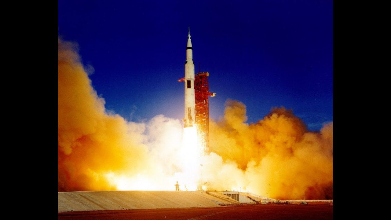 HDLaunch Apollo 8 Saturn V Awesome YouTube