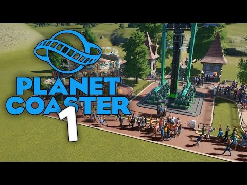 Mein neues LIEBLINGS LETS PLAY? | Planet Coaster [001] | Clym