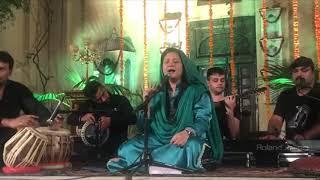 Charday Suraj Dhalde Vekhe   Hina Nasarullah   Live in Concert   Kalam: Baba Bulleh Shah