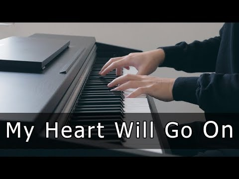 Titanic - My Heart Will Go On (Piano Cover by Riyandi Kusuma)