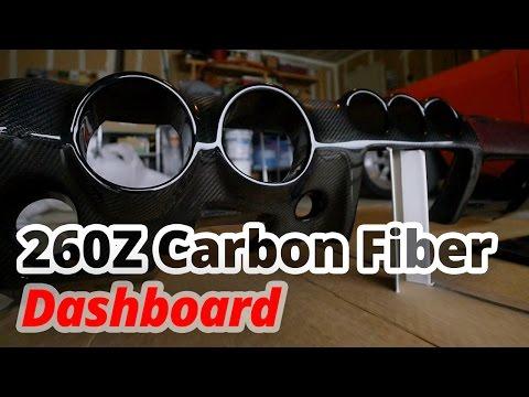 Carbon Fiber Dashboard (unboxing)