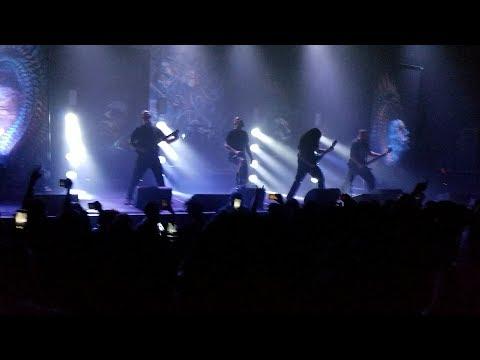 I saw Meshuggah live at LA!