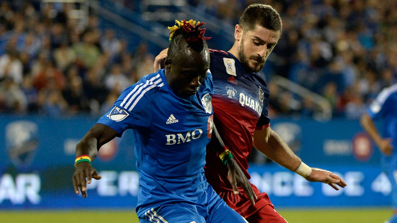 Montreal Impact Chicago Fire