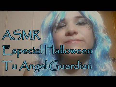 Ƹ̴Ӂ̴Ʒ ASMR CHILE ROLEPLAY/ Especial Halloween: Tu ángel de la Guarda Ƹ̴Ӂ̴Ʒ