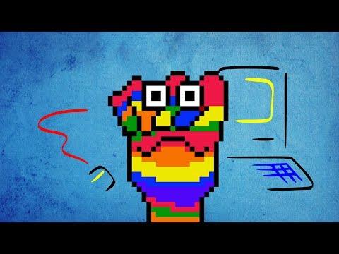 Tuto Pixel Art Animé Avec Piskel