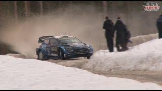 WRC Rally Sweden 2019 - Motorsportfilmer.net