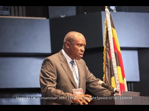 Remarks by Amb. JULIUS PETER MOTO Uganda's High Commissioner to the UK and Ireland