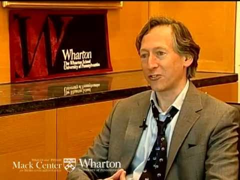 Profiting from Others' Innovation Portfolios: Brian Silverman