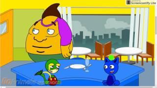 coolspeedychao ve Mickey Snivy Aç Balkabağı at Topraklanmamış/Ödül Günü Büyük ve alır