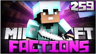 minecraft factions lets play episode 259 factions purple questions answered