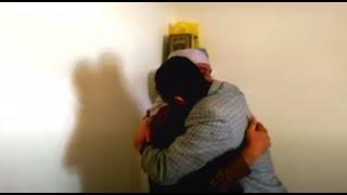 لقطة مؤثرة و نادرة للشيخ حسن التهامي توثق لحظة استقباله الأنصار بعد خروجة من السجن في عام 2018