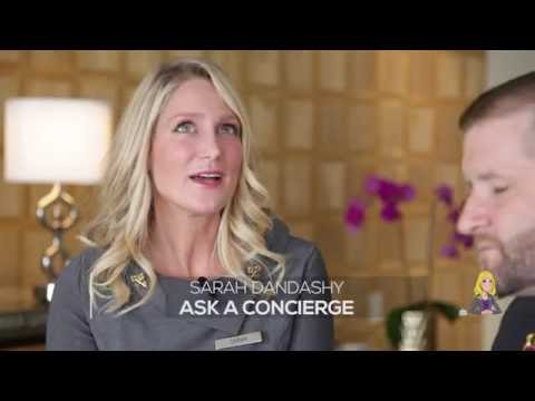 Ask A Concierge - Behind the Desk: Stories with Andrew Bottomley