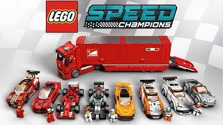 LEGO® Speed Champions - LEGO Systems, Inc
