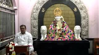 Sri Shirdi Saibaba Satsangam@Nellore by Sri Allu Bhaskar Reddy(12-APR-15)
