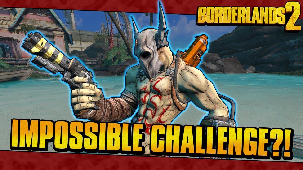 Download The Hardest Borderlands 2 Challenge Was Just Completed!