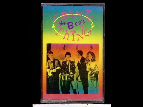 The B52s  03 Deadbeat Club Cassette