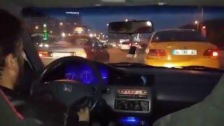 HONDA CİVİC 1.5 EX MOTOR TOPLAMA 4. TEST SÜRÜŞÜ