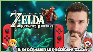 Infos Zelda 2 ( Breath Of The Darkness ), YoKai Watch PS4, Tournois Smash & Nintendo en Justice !!