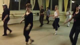 Oh Ruby ! line dance by Debbie McLaughlin (Jan. 10)