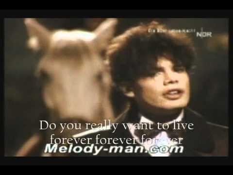 ALPHAVILLE - FOREVER YOUNG Lyrics.wmv
