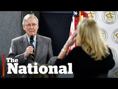 Republicans Face Outrage At Town Halls