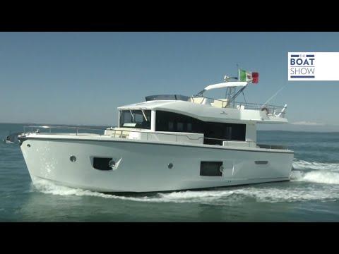 CANTIERE NAUTICO CRANCHI - ECO TRAWLER 53 LONG DISTANCE (ITA)