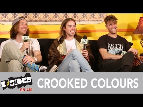 Crooked Colours Talk Upcoming New Music, Touring with Rufus Du Sol