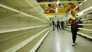 Более 550 тысяч человек сбежали из Венесуэлы в Колумбию из за голода