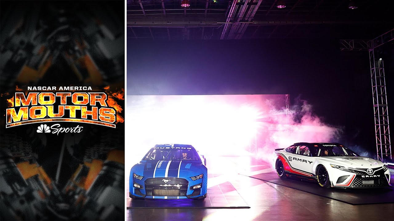 Analyzing NASCAR Next Gen car's public debut   NASCAR America Motormouths (FULL SHOW)