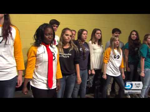 One group rises above a tragic loss in preparation for the Utah High School Musical Theatre Awards