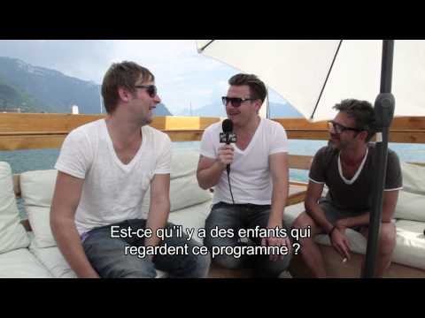 Interview - Parov Stelar Band | Montreux Jazz Festival 2013