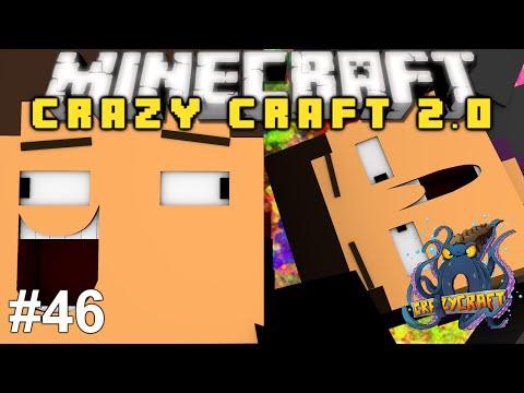 HULK ARMOR OP! (Crazy Craft 2.0 Episode 46)