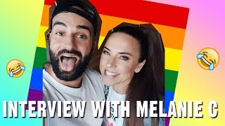 Baixar Melanie C about Pride and the LGBTQ+ Community - Interview 2019